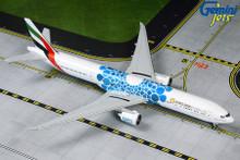 Gemini Jets Emirates B777-300ER A6-EPK (blue Expo 2020 livery) GJUAE1834 1:400