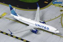 Gemini Jets United B737-800S N37267 (new livery) GJUAL1803 1:400
