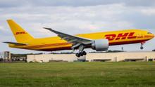 Phoenix Models DHL B777F (FULL DHL LIVERY) N705GT PH4DHL1959 1:400