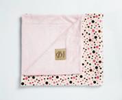 Multi Bubbles Blanket Pink