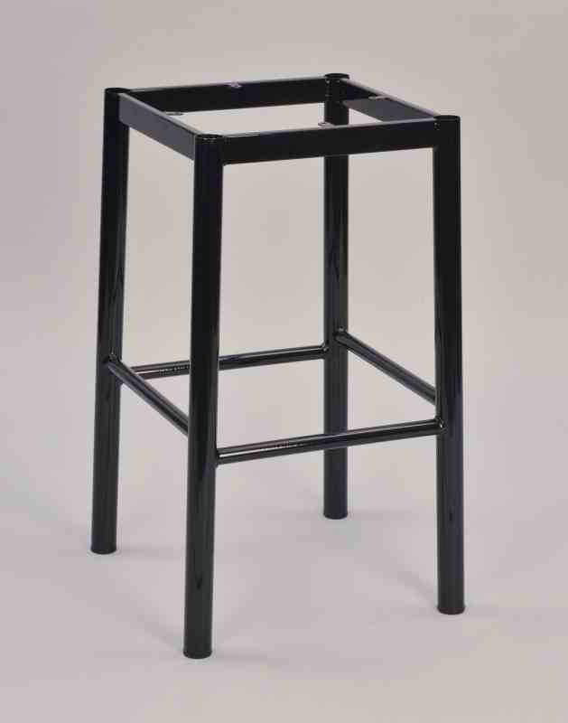 Enjoyable Backless Metal Bar Stool Base 1 Creativecarmelina Interior Chair Design Creativecarmelinacom