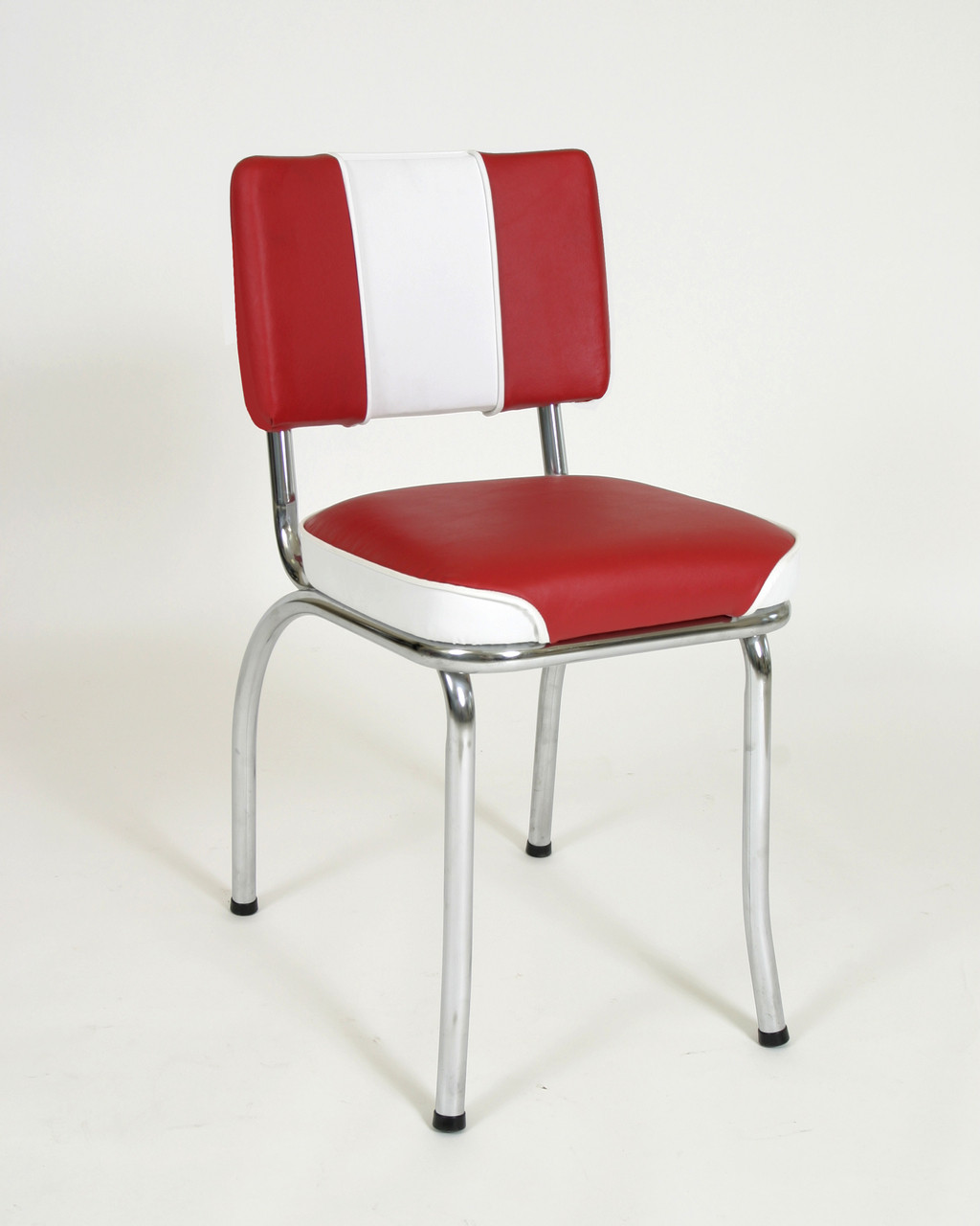 reputable site dd3d8 6892f Two- Tone Classic Diner Chair 1