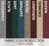 Fabric color selection: Window Pane Barstool