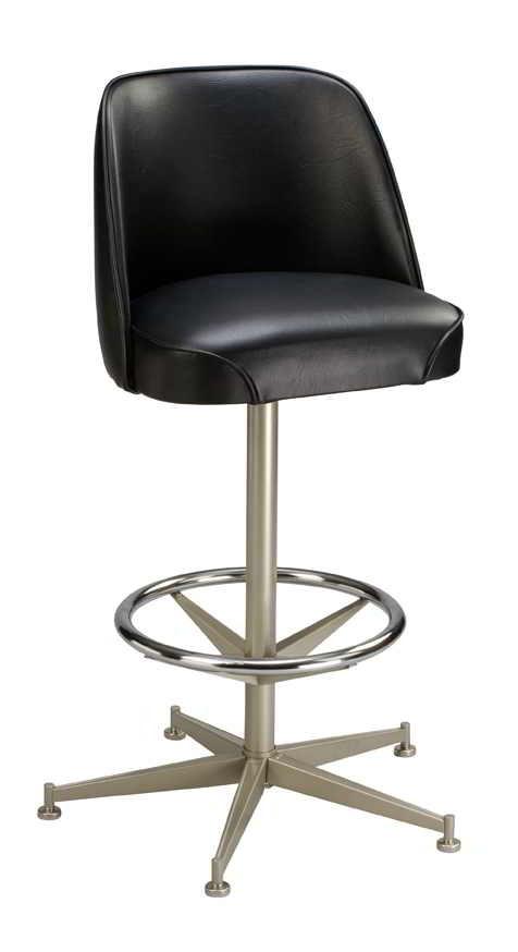 Brilliant Mid Height Bucket Bar Stool Evergreenethics Interior Chair Design Evergreenethicsorg