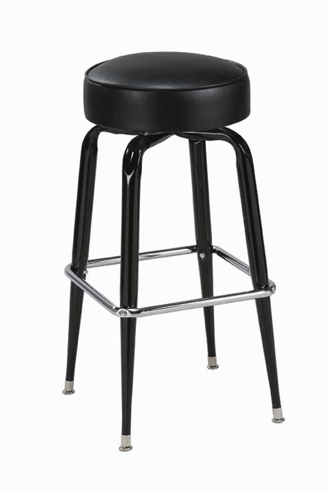 Miraculous Square Bar Stool Base With 14 Or 16 Round Seat Machost Co Dining Chair Design Ideas Machostcouk