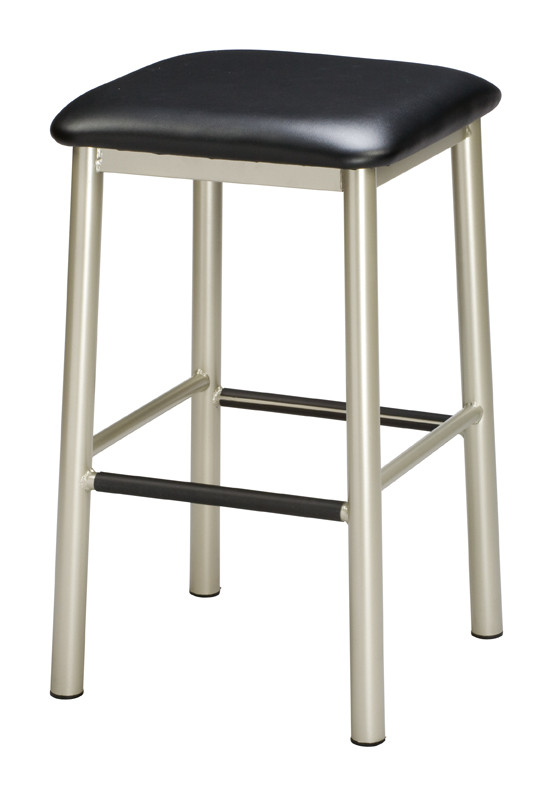 Fabulous Backless Metal Bar Stool 1 Creativecarmelina Interior Chair Design Creativecarmelinacom