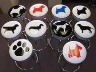 Pet Dog Bar Stools