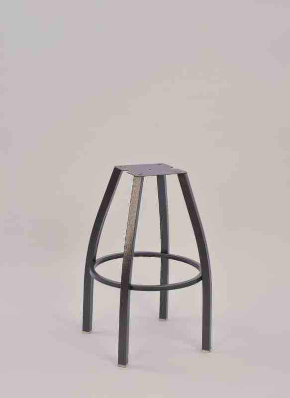Remarkable Tulip Bar Stool Base Creativecarmelina Interior Chair Design Creativecarmelinacom