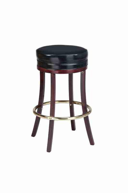 Backless Wooden Bar Stool | Seats and Stools