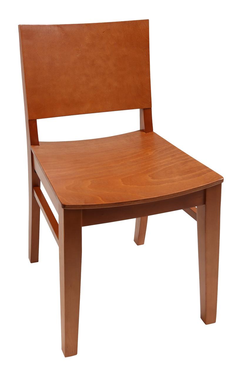 Mid Century Modern Wood Chair Simple Wood Chair