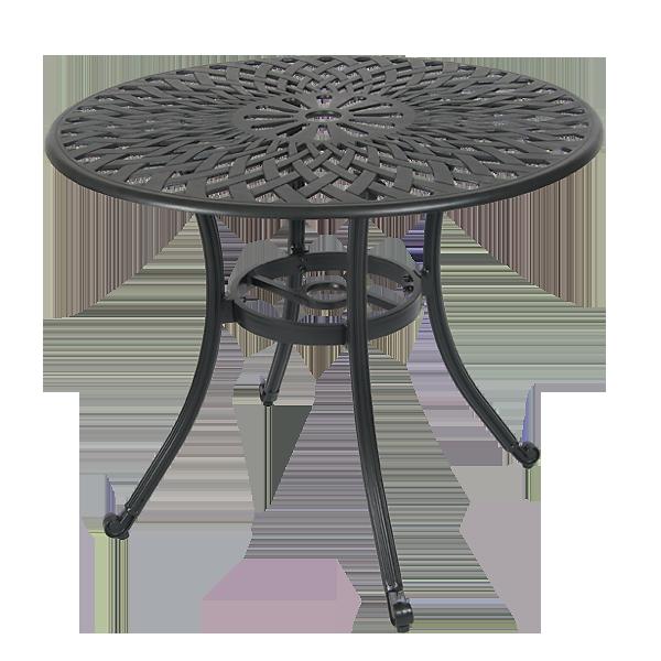 Round Aluminum Patio Table 36 Inch Patio Table