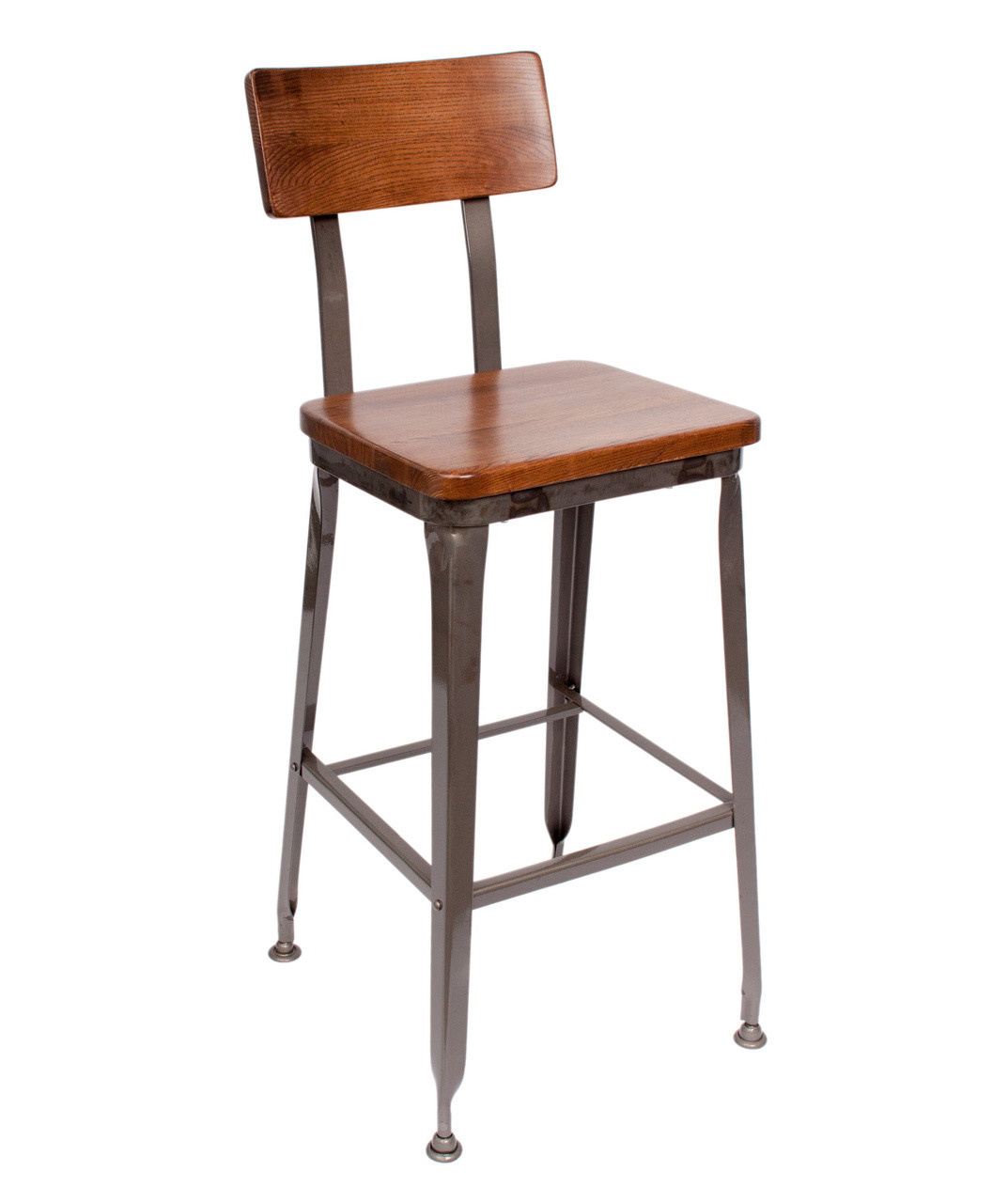 Pleasant Industrial Metal Stool Caraccident5 Cool Chair Designs And Ideas Caraccident5Info