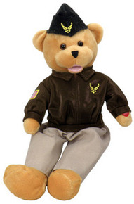 A United States Air Force Singing Bear