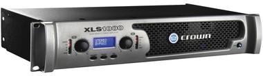 Crown XLS1000 DriveCore Series Power Amp - 120 Volt