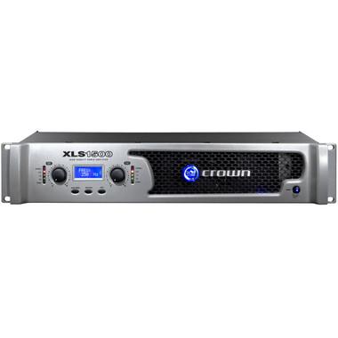 Crown XLS1500 DriveCore Series Power Amp - 120 Volt