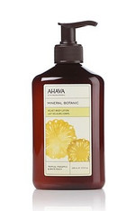 AHAVA Tropical Body Lotion -  White Peach & Pineapple