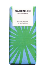 Bahen and Co Chocolate - Madagascar 70% single origin
