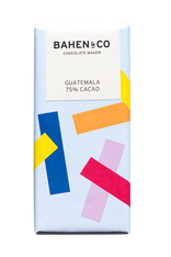 Bahen and Co Chocolate - Guatamalan 75% single origin