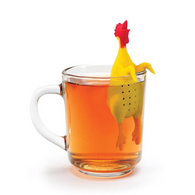 FRED Tea Infuser - Cock a Doodle BREW!