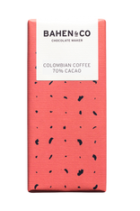 Bahen & Co Chocolate - Colombian Coffee