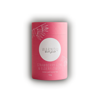Warndu Strawberry Gum & Elderflower Loose Leaf Tea