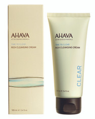 AHAVA Rich Cleansing Cream