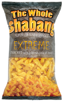 The Whole Shabang Extreme Crunchies (6 Pack)