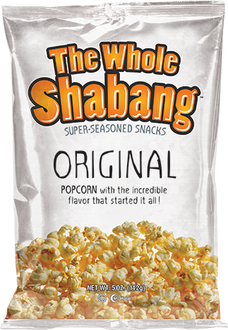 Whole Shabang Popcorn (6 Pack only)