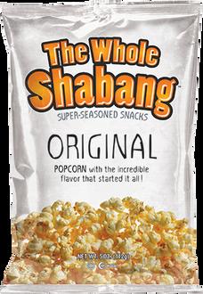 Whole Shabang Popcorn (6 Pack only)
