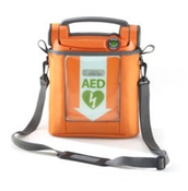 Cardiac Science Powerheart G5 AED - Clear Carry Sleeve