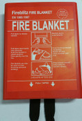 Fireblitz Fire Blanket  EN1869 Fully tested and confirmed by TUV Rheinland  A brand-new, unused, unopened and undamaged item