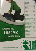 Emergency First Aid at Work & Defibrillator Course - Delivered in-house for up to 12 delegates - (6 hours duration)