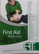 First Aid at Work & Defibrillator Course - Delivered in-house for up to 12 delegates - (3 days)