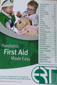 Paediatric First Aid & Defibrillator (AED) Course - Delivered in-house for up to 12 delegates - (2 days)