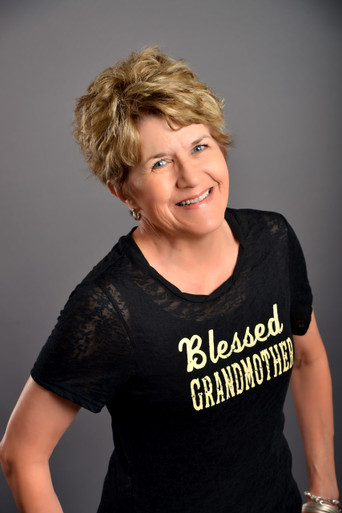 Blessed Grandmother Burnout