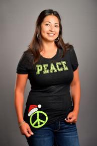 Santa Hat Peace