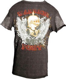 Angels & Icons Short-Sleeved Warrior Poet Tee (Front)