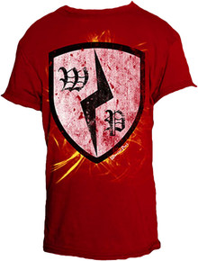 Lightning Shield Short-Sleeved Warrior Poet Tee