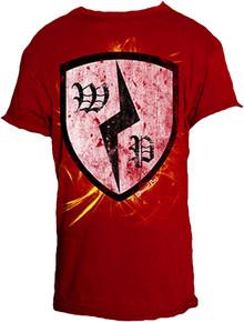 Lightning Shield Short-Sleeved Warrior Poet Tee