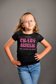 Crazy Sister Tween Burnout