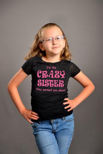Crazy Sister Tween Burnout