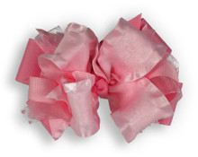 Solid Pink Bow