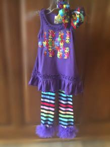 Autism Awareness Dress
