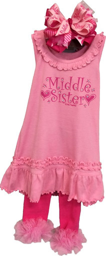 Middle Sister Dress
