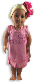 Middle Sister Doll Dress