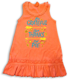 Eat Pie Girl's Dress