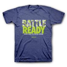 Battle Ready Christian T-Shirt