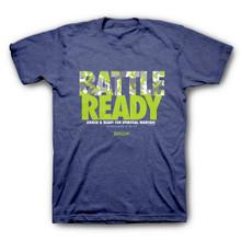 Battle Ready Christian T-Shirt