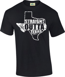 Straight Outta Texas Unisex Tee