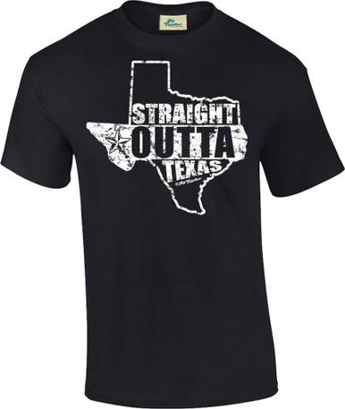 Straight Outta Texas Unisex Tee